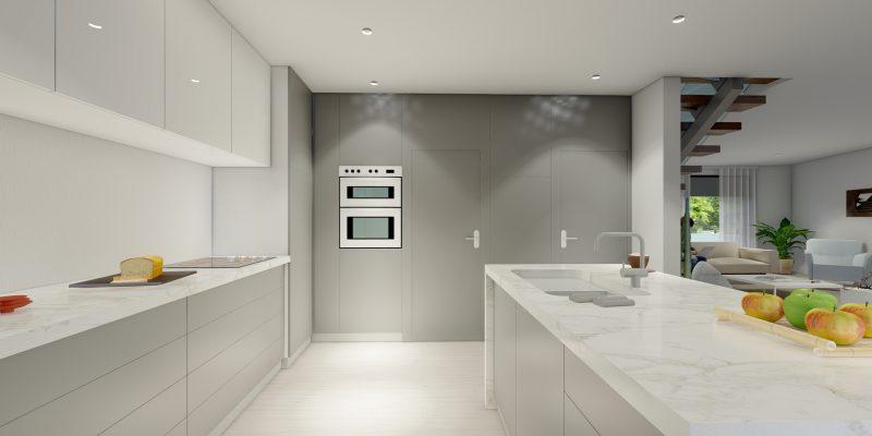 Imagem interior - Cozinha