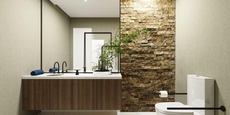 Remodelação de casa de instalação sanitária